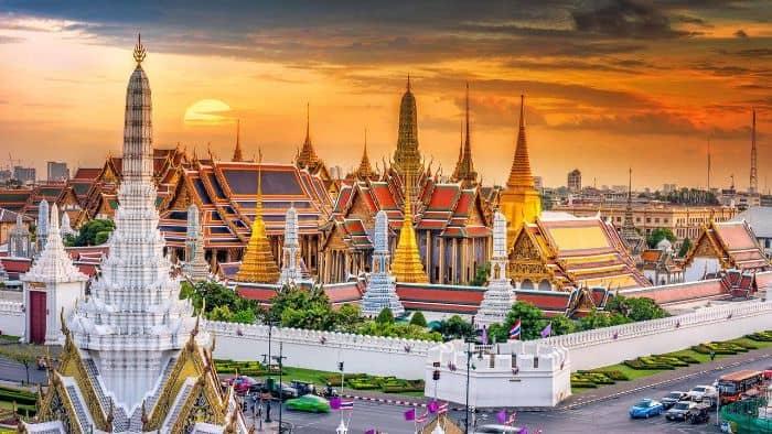 gửi hàng đi Thái Lan