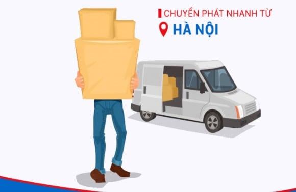 các dịch vụ chuyển phát nhanh ở Hà Nội